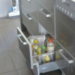 【キッチン】100円商品で収納&掃除しちゃおう!