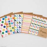 DIYやコラージュにおすすめ!100円で買える柄つき折り紙5選