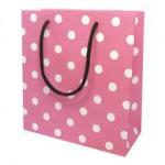 バレンタインやプレゼントに♪100円で買える可愛い手さげ紙袋5選