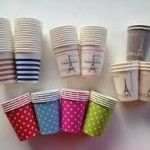【100円】パーティやピクニックにおすすめ!かわいい柄つき紙コップ特集